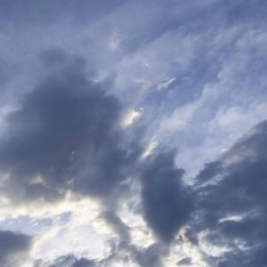 ■今朝の空