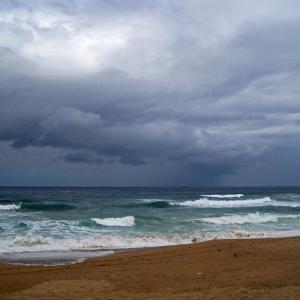 ■空と海と優しい雨に抱かれて…