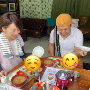 完璧❣️本日のプチボランティアさん…奈良県のせがわ村