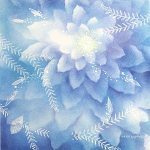 みのりブルーと光りの素♡ 海動画で一緒に体験してみてね^^