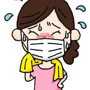 マスク着用による熱中症にご注意を!