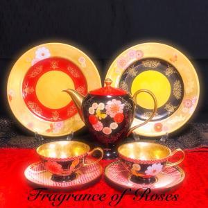 明日から…♪栃木のポーセラーツ作品展開催!昨年より出展者が増え賑やかな展示になっています♪