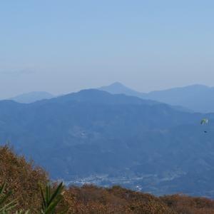ススキの原  奈良・葛城山