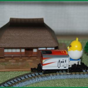 ラジオと鉄道模型