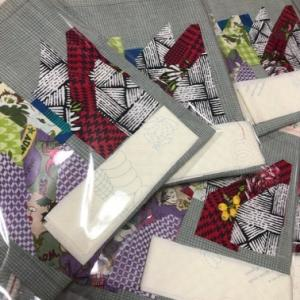 三角形のポーチ★