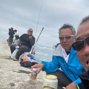 淡路島エギング。