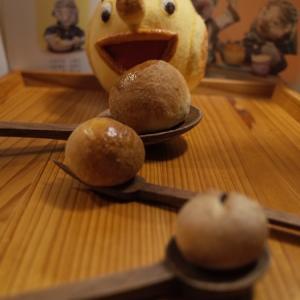 まんまるパン♪ (奈良/ボリクコーヒー & マールイ・ミール)