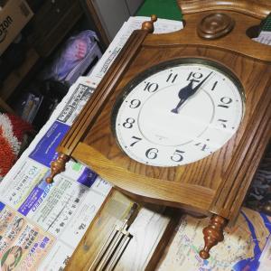 ご縁♪セイコー柱時計とグランドセイコー(*^^*)
