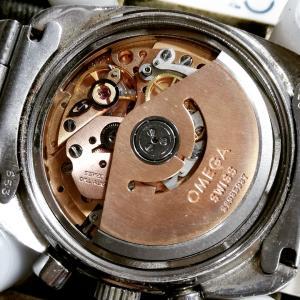 稽古と古いオメガ・スピードマスターの修理o(^o^)o