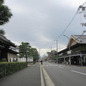 第689回 東本願寺の北側~正面通東から西~その10