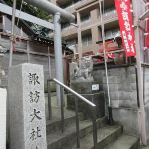 第693回 諏訪大社分社にお参り~正面通東から西~その13
