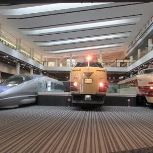 第757回 京都鉄道博物館本館~梅小路紅葉散策~その3
