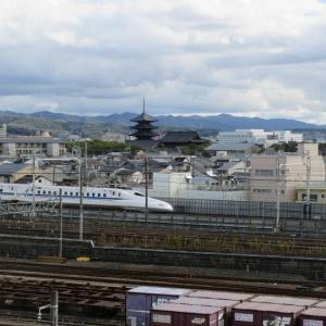 第758回京都鉄道博物館階上~梅小路公園紅葉散策~その4
