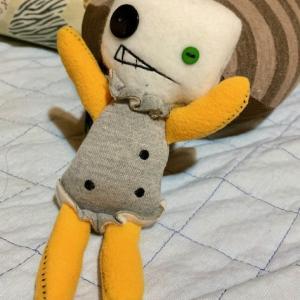 悪夢人形のマンテ