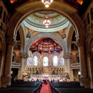 スタンフォード大学記念教会/スタンフォードメモリアルチャーチ(パロアルト)でのコンサート