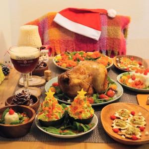 クリスマスディナー♪    シリコンバレー/ベイエリア/バイオリン教室ブログ♪