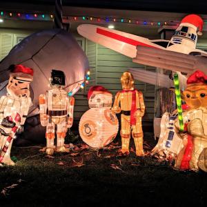サンカルロス Christmas Tree Lane/クリスマスツリーレーン2019