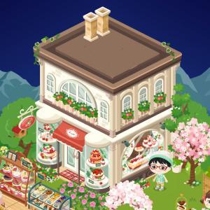ピグライフ・春イチゴののうひんイベント! いちごは一番好き♡+*゚(*^▽^*)☆*+