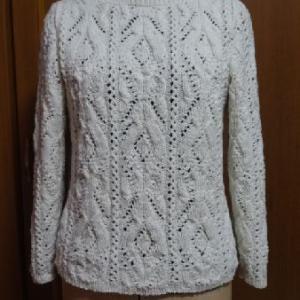生成のセーター・完成