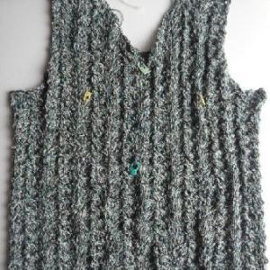杢糸のセーター3