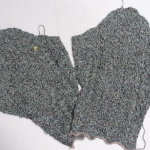 杢糸のセーター4