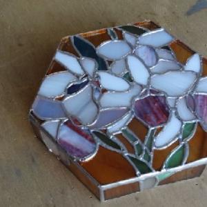 六角形の小物入れ3