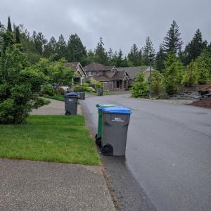 近所のゴミ出し【追加料金が】