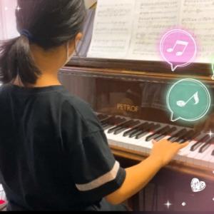 大きな成長『群馬県高崎市にある個人のピアノ教室✩.*˚』