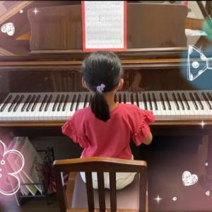 仕上げ頑張りました✨『群馬県高崎市にある個人のピアノ教室✩.*˚』
