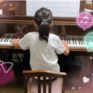 生徒さんの演奏『波のアラベスク』『群馬県高崎市にある個人のピアノ教室✩.*˚』
