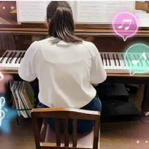 中学生も頑張っています『群馬県高崎市にある個人のピアノ教室✩.*˚』