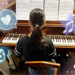 ギロック【ソナチネ第一楽章】『群馬県高崎市にある個人のピアノ教室✩.*˚』