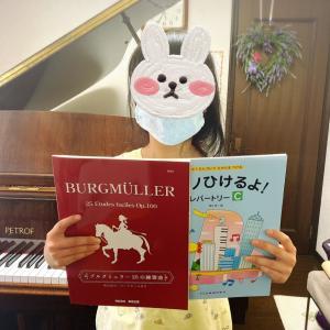 続々とレベルアップ♡高崎市ピアノ教室【藤巻ピアノ音楽教室】