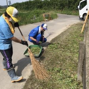 地域貢献型地福・農福連携請負作業など