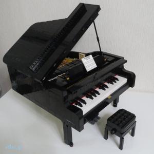 レゴのグランドピアノが色々すごかった