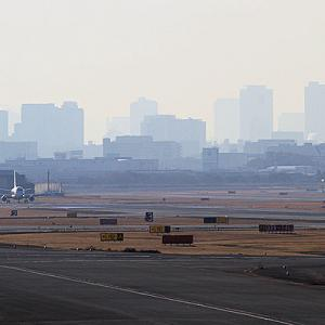 下川原緑地公園 その1 ・・・ 伊丹空港