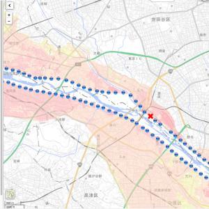 情報強者に!国土交通省の地点別浸水シミュレーション検索システム
