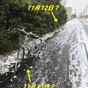 またまた悪質な自転車乗り捨て・・その2