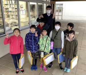 11月19日(火)4年生・角館小学校との交流活動