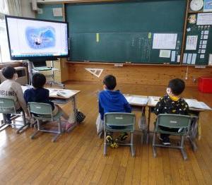 1月23日(木)今日の中川っ子達・授業風景