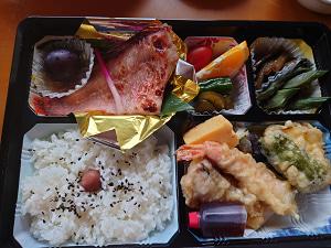 和風ティクアウトお弁当のここが好き!!