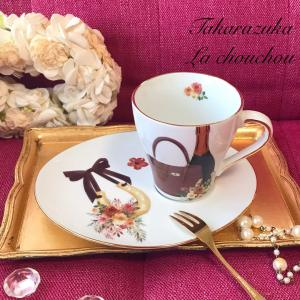 チョコでホッと一息☆カフェセット