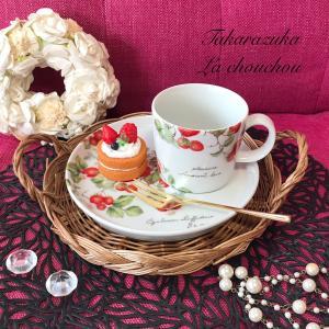 春が待ち遠しくなるイチゴのカフェセット☆