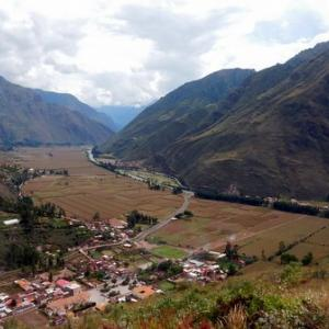 オリャンタイタンボと聖なる谷