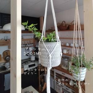 【ダイソー】部屋の空間を素敵に飾るアイテム