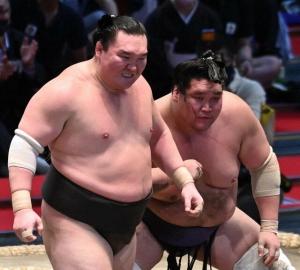 相撲道を守るには How to keep Sumo-do