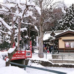 小田神社に元朝詣り。