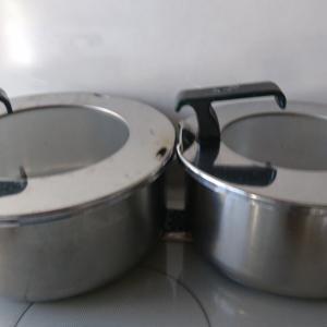 昔のティファールの鍋の蓋の直し方