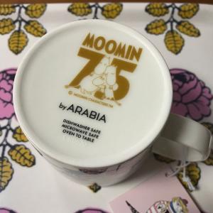 アラビアムーミン 75周年記念マグ