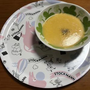 バターナッツカボチャのポタージュスープ